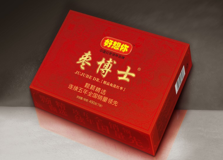 枣博士礼盒